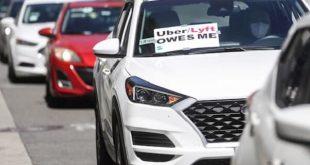 تعقیب قضایی «اوبر» و «لیفت» در حمایت از رانندگان
