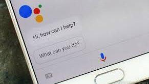 خرید اینترنتی با استفاده از دستیار صوتی گوگل اسیستنت