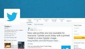 نسخه وب توئیتر میزبان قابلیت زمان بندی شد