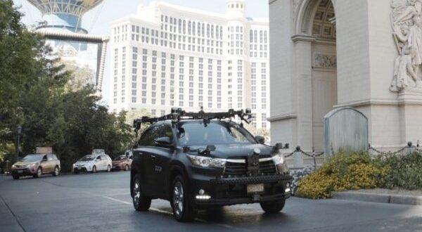 آمازون خودروی خودران می سازد