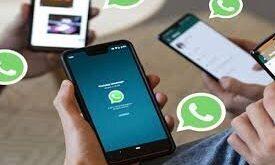 استفاده همزمان از واتساپ در ۴ دستگاه مختلف!