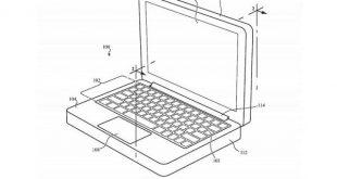 اپل مک بوک با صفحه کلید جمع شدنی میسازد
