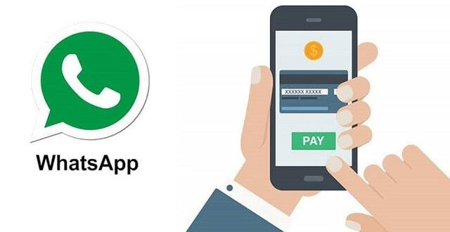 با واتساپ پول پرداخت کنید