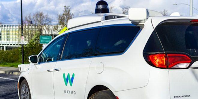 خودروهای خودران وایمو فعالیت خیریه میکنند
