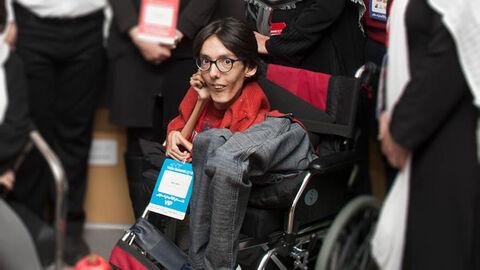 راهیابی کارآفرین ایرانی دارای معلولیت به جمع جوانان اثرگذار دنیا