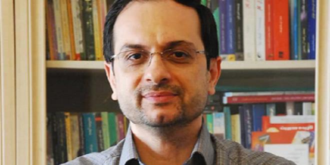 سپهر محمدی رییس هیات مدیره انجمن بلاکچین ایران