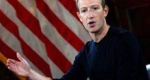 نامه ۱۶۰ محقق به مارک زاکربرگ برای سختگیری بیشتر در فیس بوک