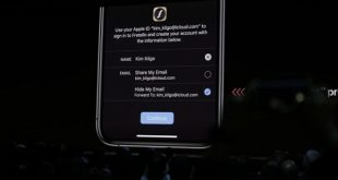 کنترل حسابهای کاربران با حفره امنیتی خطرناک اپل