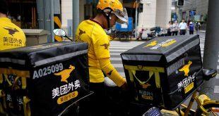 چین یوآن دیجیتالی را در بزرگترین اپلیکیشن تحویل غذا تست میکند