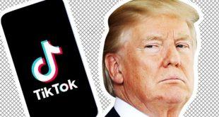 ترامپ فرمان ممنوعیت فعالیت شبکه تیک تاک را امضا میکند
