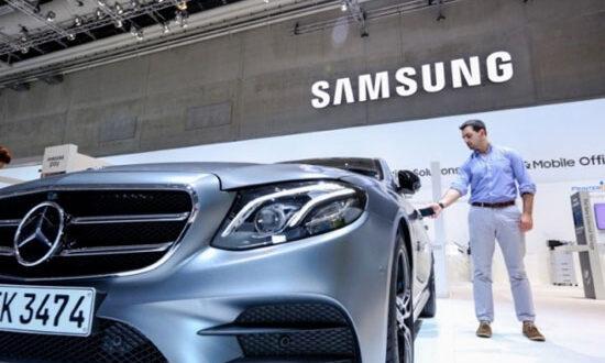 با همکاری سامسونگ و بنز امکانپذیر شد؛ کنترل خانه هوشمند از داخل خودرو