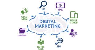 بازاریابی دیجیتال کم هزینه تر ازبازاریابی سنتی است