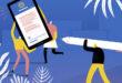 با امضای دیجیتال حضور فیزیکی در بانک را به صفر برسانید