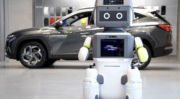 ربات هوشمند ویژه خدمات رسانی به مشتریان