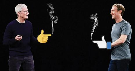 واکنش زاکربرگ به سخنان کوک در مورد حریم خصوصی
