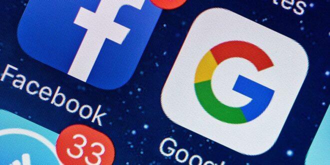 گوگل و فیسبوک مجبور به پرداخت مالیات در آمریکا میشوند