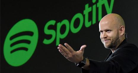 مدیرعامل اسپاتیفای از اهداف بلندمدت و رقابت با اپل موزیک می گوید