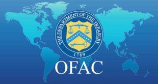 اداره کنترل داراییهای خارجی ایالاتمتحده (OFAC) بهدنبال کنترل ارزهای دیجیتال