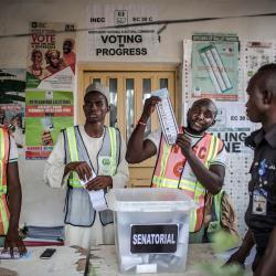 استفاده از رسانههای اجتماعی برای بهبود مدیریت انتخابات 2023 نیجریه