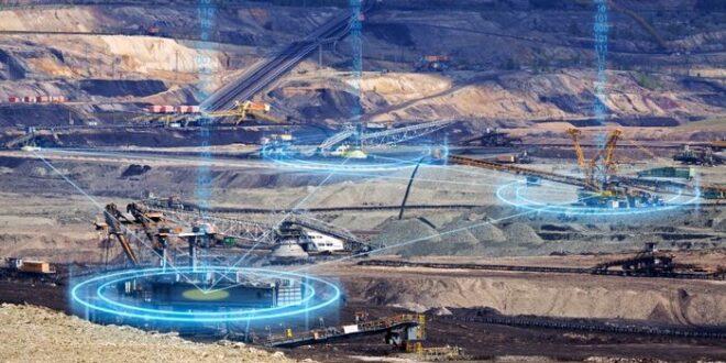 تاثیر انقلاب صنعتی چهارم بر فناوریهای معدنی