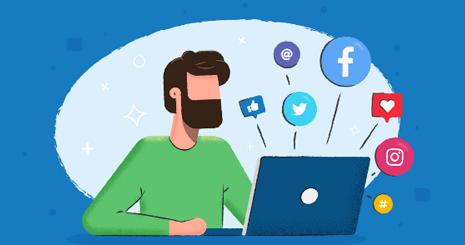 تولید محتوا در شبکه های اجتماعی با ایده های طلایی