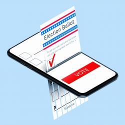 کاربست فناوری بلاکچین برای جلوگیری از تقلب در انتخابات