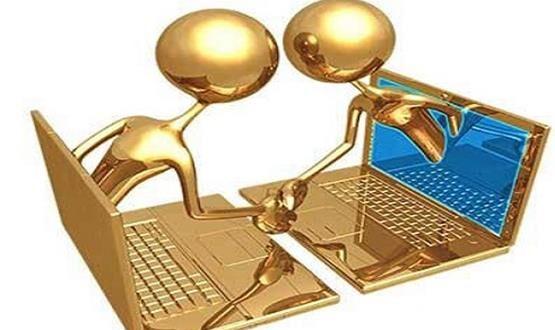 کسب و کار الکترونیک؛ انقلاب عصر اطلاعات