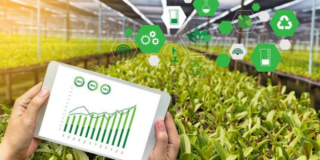انقلاب در کشاورزی با اینترنت اشیا!
