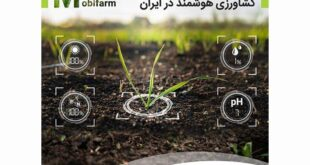 اینترنت اشیاء وارد بخش کشاورزی ایران میشود
