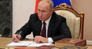 پوتین قانون جدید شبکههای اجتماعی را امضا کرد