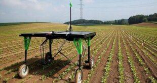 نقش رباتها در صنعت کشاورزی؛ به کارگیری تراکتور بدون راننده